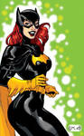 batgirl color