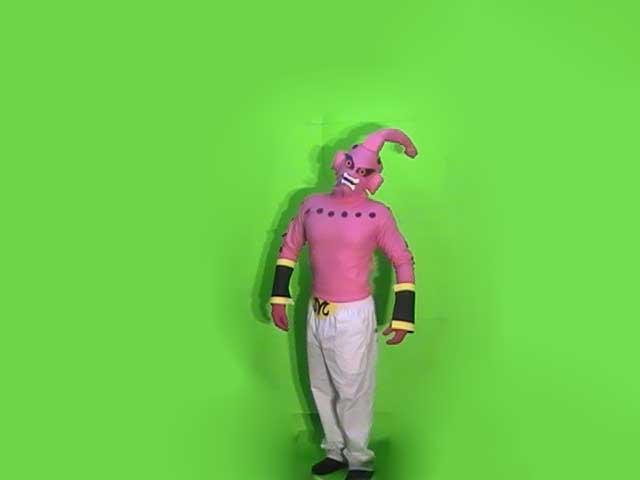 Majin Buu Costume by Vegetanthony