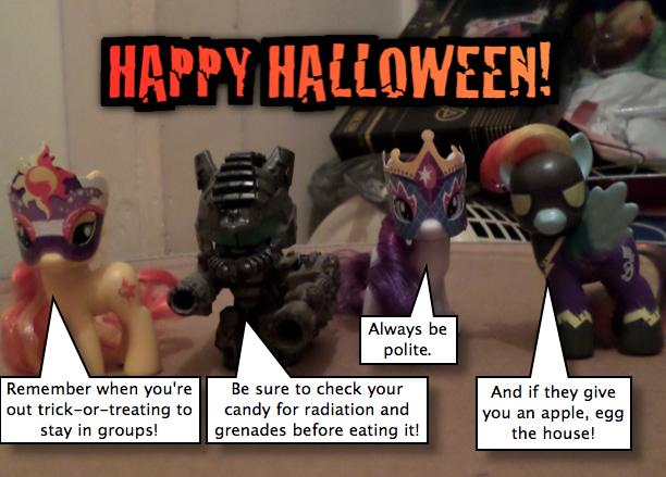 Happy Halloween by NovDecJan