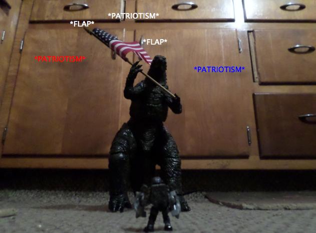 American Patriotism by NovDecJan