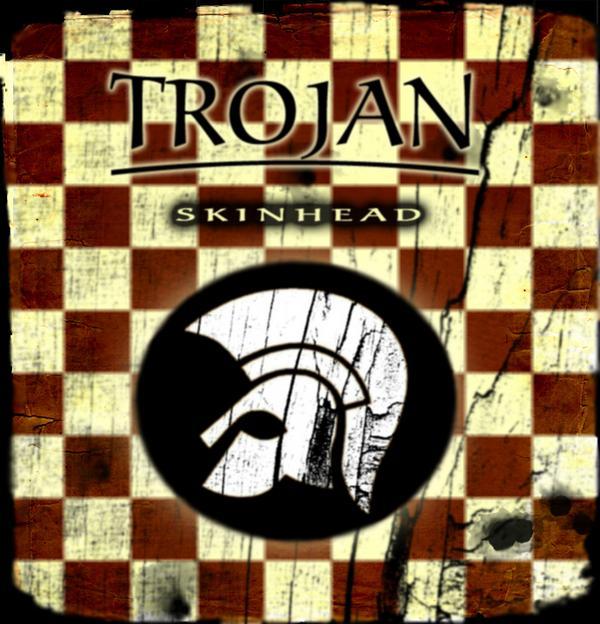 Trojan Skinhead by SKINIKS
