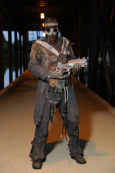 The Professor - Post apocalyptic Costume by AestheticApocalypse