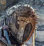 Post Apocalyptic Witchking Mask