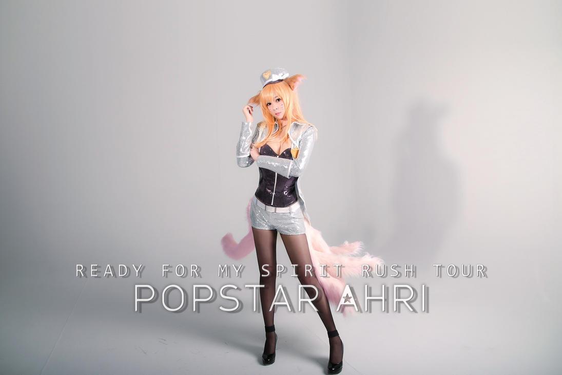Ahri (Popstar) by SoGoodbye