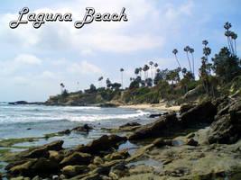 Greetings from Laguna Beach by LinaraQ