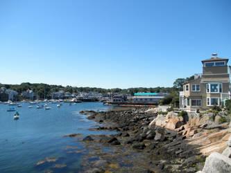 Harbor View by LinaraQ