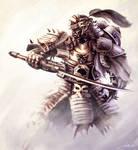 Steam Punk Samurai