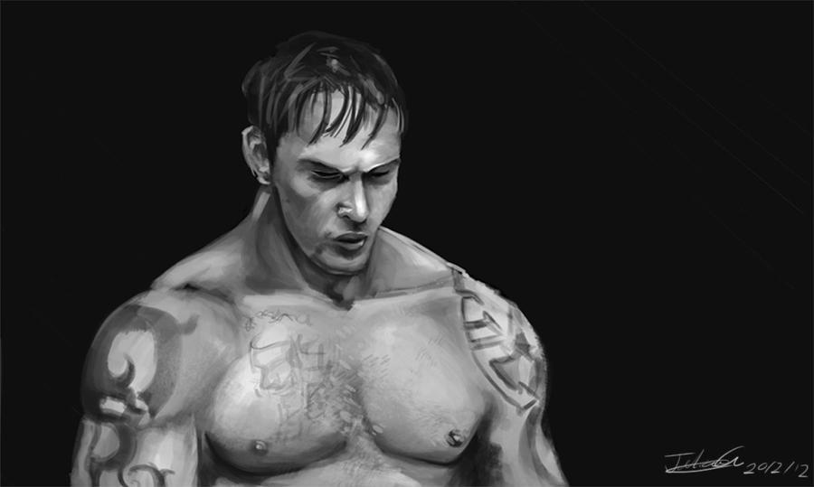 Tom HardyWarrior By Julian2105