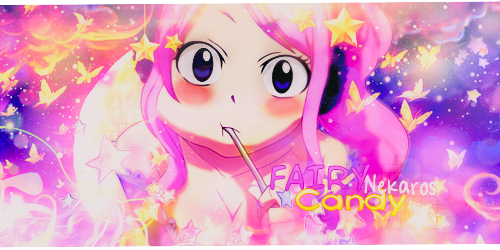 Fairy Candy [ Signature Commande ] by Kizozora