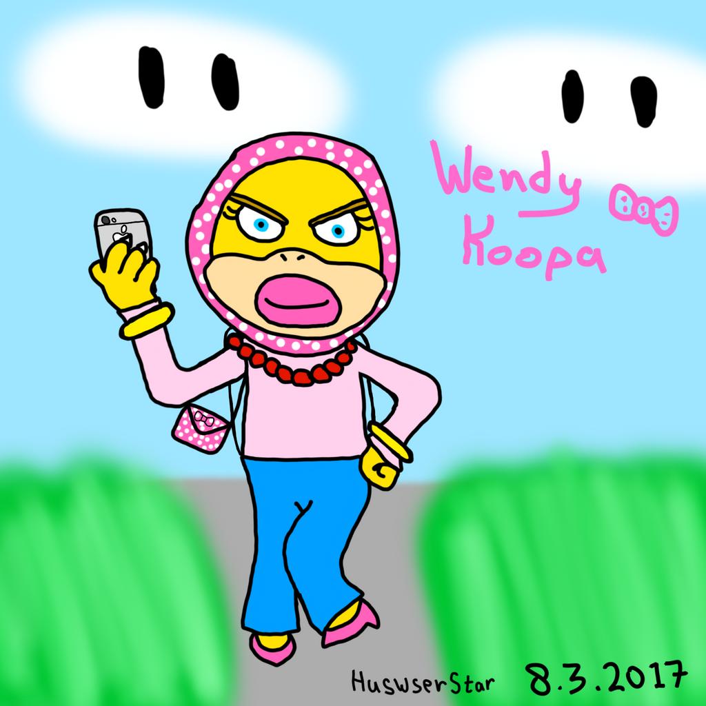 Wendy arabic by HuswserStar