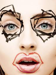Sophie Turner Colorization