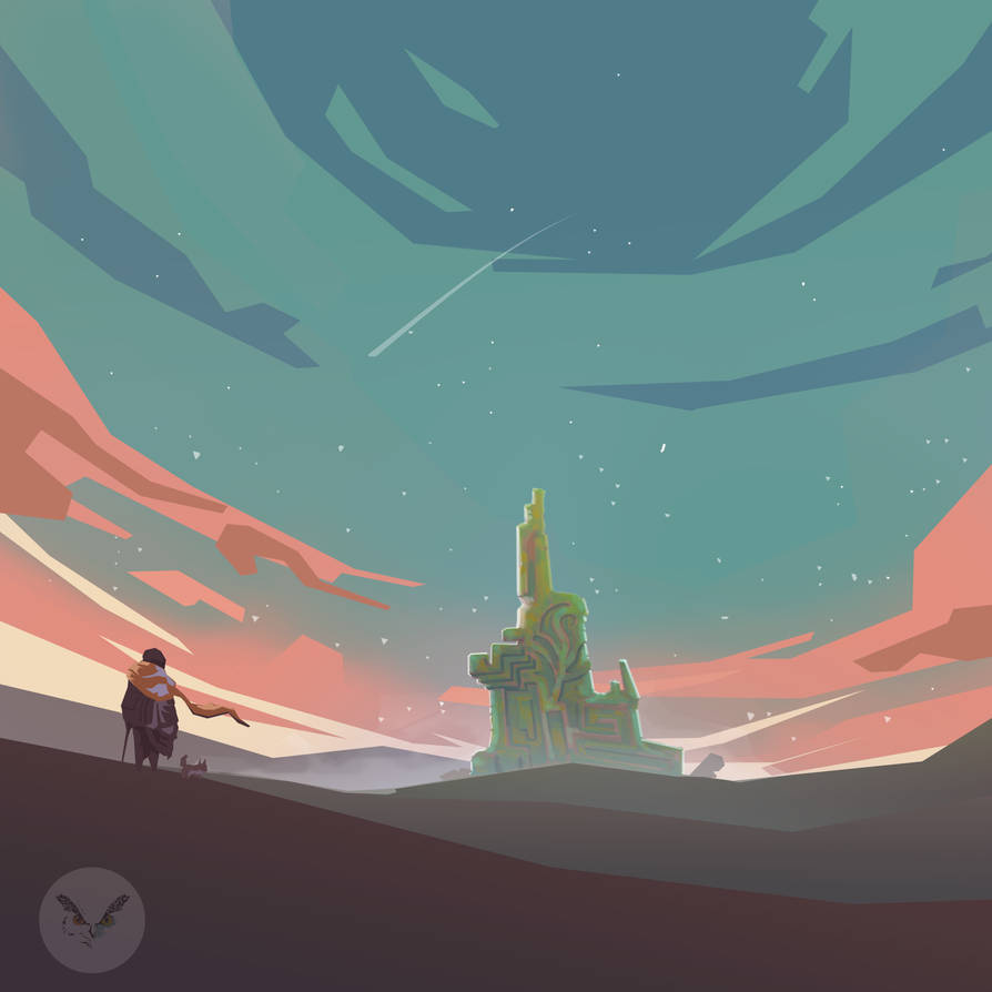 Tower Of Nothing by emmanuelromano