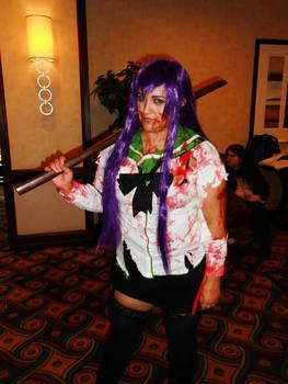 Battle Damage Saeko
