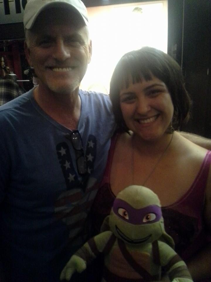 Rob Paulsen and Me by YoruichiNyow