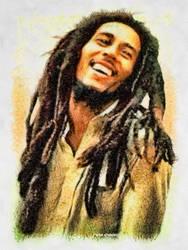 Bob Marley 2 by maxxparis