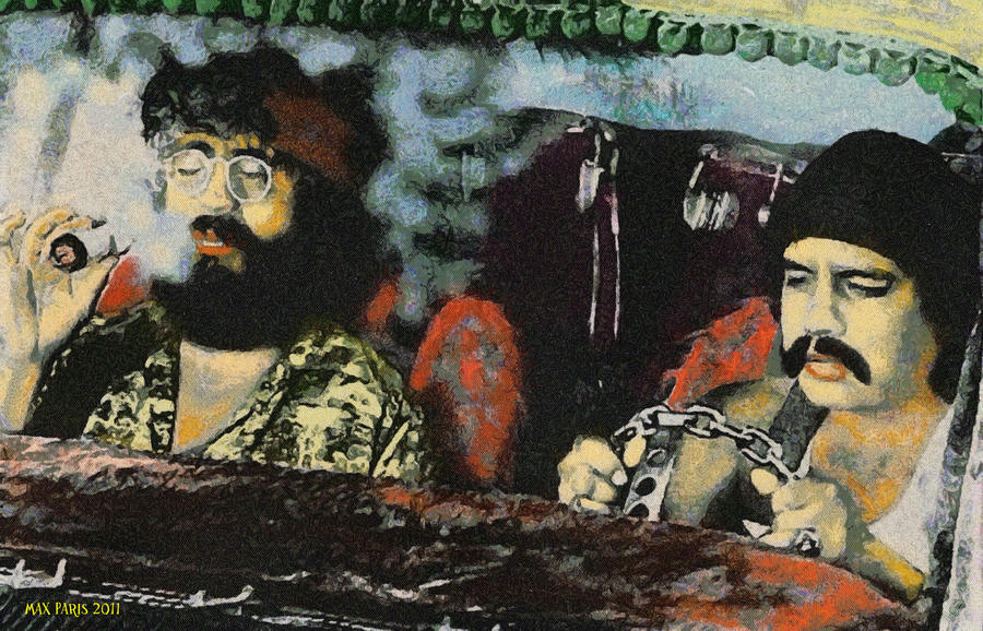 gallery for cheech and chong up in smoke wallpaper