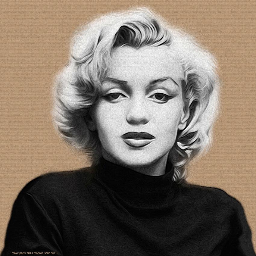 Marilyn M. serie nro 3 little