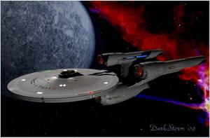 The Connie by DarkStormX1