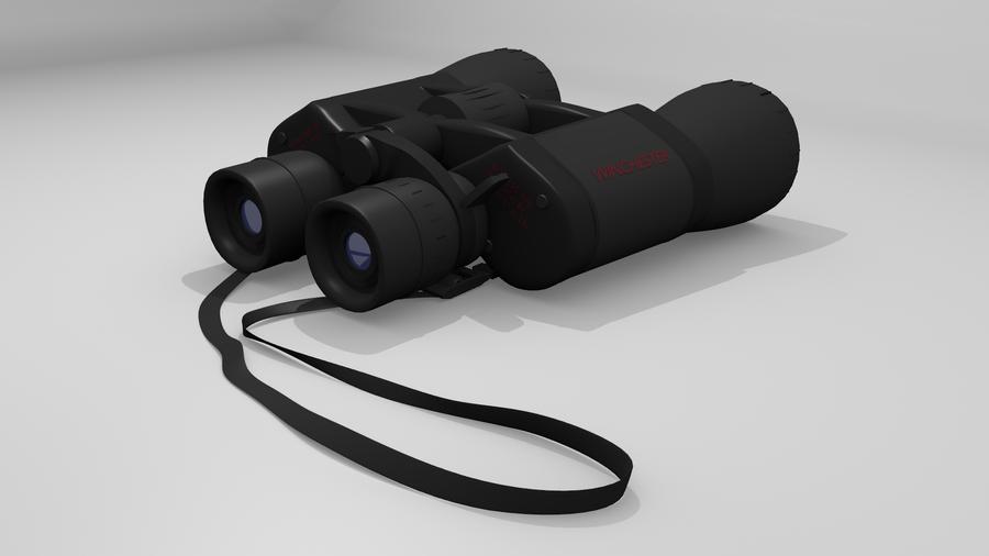 Binoculars by DeargRuadher