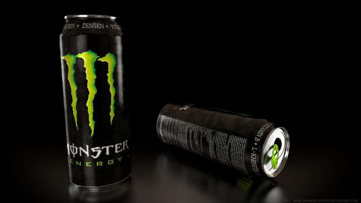 Monster energy drink by deargruadher on deviantart monster energy drink by deargruadher voltagebd Images