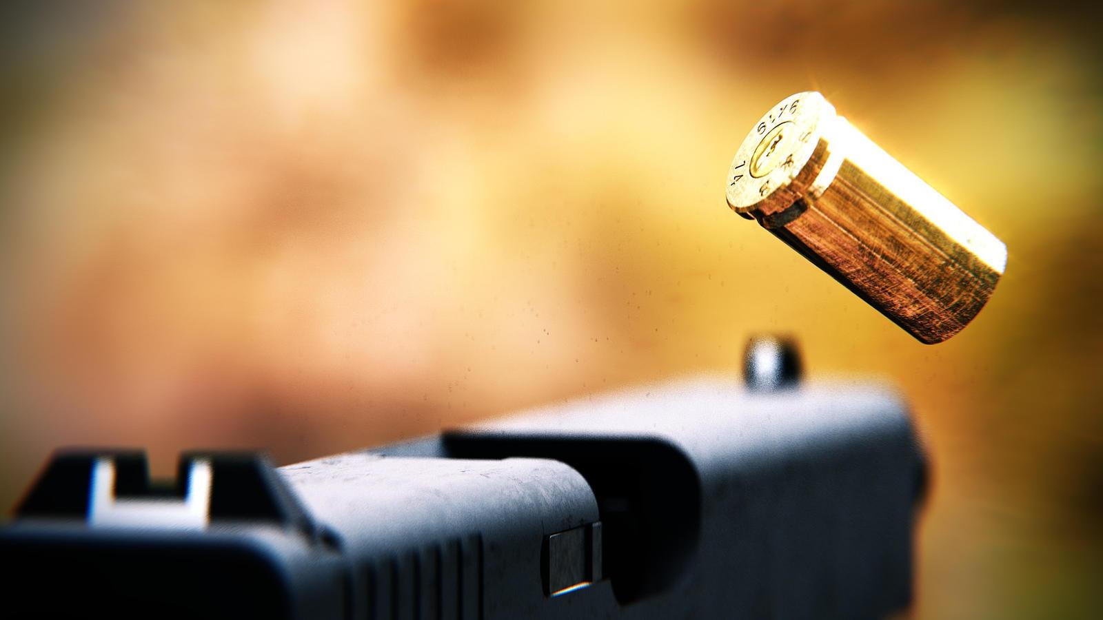 Glocktober  14 by DeargRuadher  M107a3