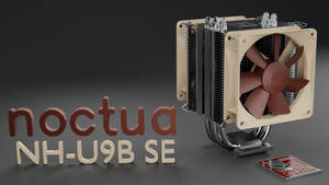 Noctua CPU cooler by DeargRuadher