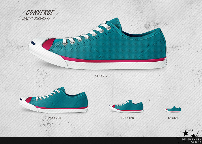 converse jp 1 by burningpark