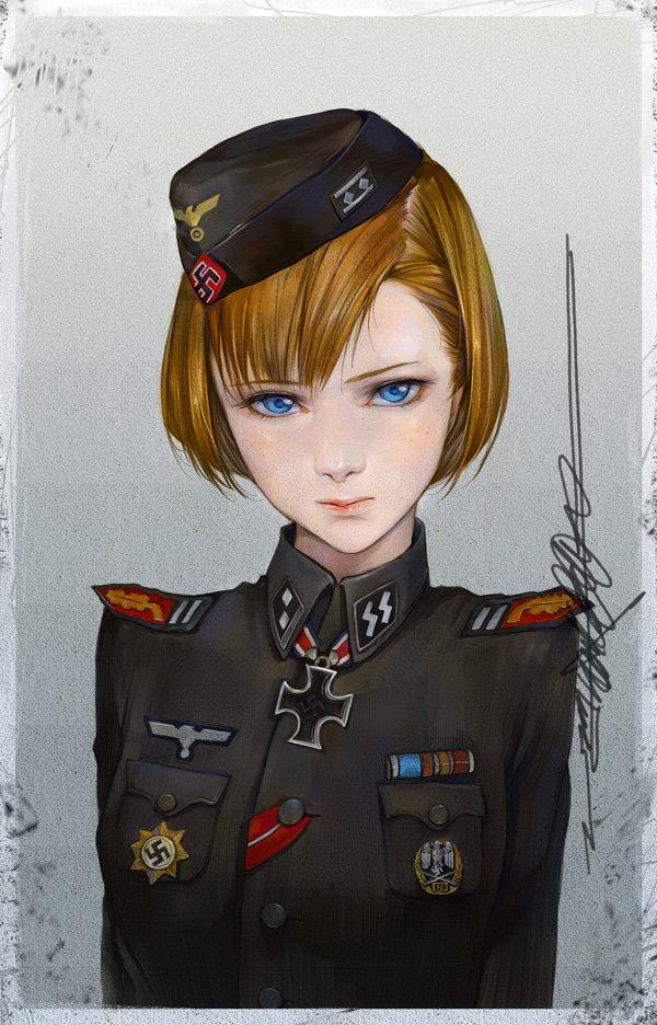 SS girl by amatizking