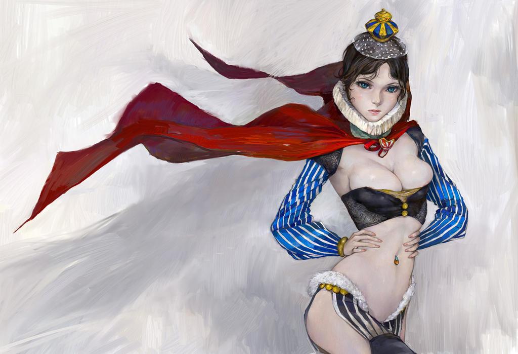 my Queen by amatizking