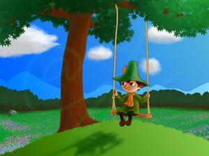 Swingin Snufkin