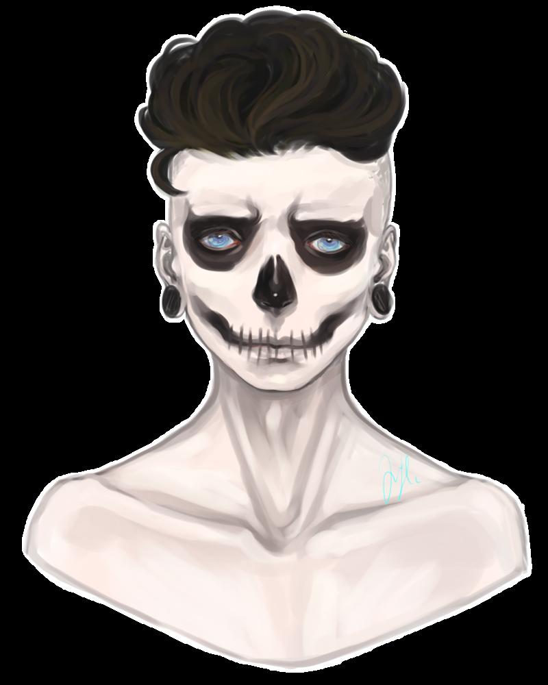 Skeleton V2 by IMVUWaltz