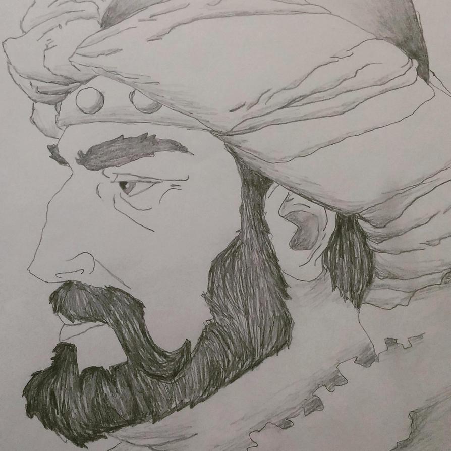 Sultan Melikshah by yasin10147
