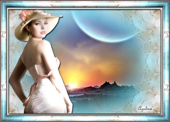 Sweet moon by azu64