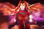 Asuka with Shining Lights