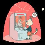 Cat Arcade