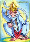 Classic Myth: Hanuman
