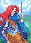 Classic Myth: Macha