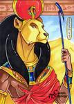 Classic Myth: Sekhmet