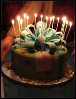 Happy 18th Birthday by emilu