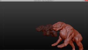 Hybrid-Creature Boar 2