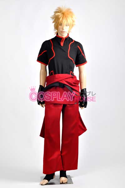 Street Fighter 5 Cosplay Ken Masters Costume By Cosplayhouse825 On Deviantart