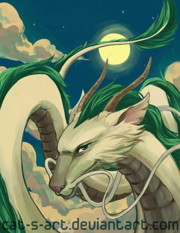 Spirit of the Kohaku River by Cat-s-Art