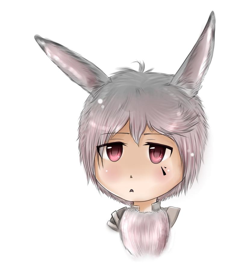 BB Bunny Boy by NagishaDrazuki