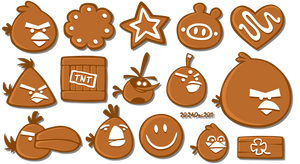 More angry gingerbread