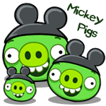Mickey Pigs Avatar by RiverKpocc