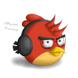Jack Bird by RiverKpocc