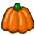 Pumpkin gummy 50x50 icon by RiverKpocc