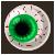 Eye Candy Green Iris by RiverKpocc