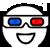 Al emotion - 3D Glasses by RiverKpocc