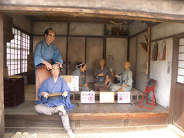 Life in Old Japan by RiverKpocc